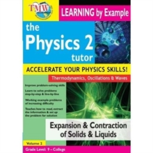 Physics Tutor: Expansion and Contraction of Solids and Liquids, DVD  DVD