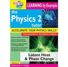 The Physics Tutor 2: Latent Heat and Phase Change, DVD DVD
