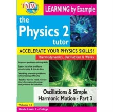 The Physics Tutor 2: Oscillations and Simple Harmonic Motion 3, DVD DVD