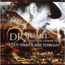 City That Care Forgot, CD / Album Cd