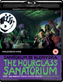 The Hourglass Sanatorium, Blu-ray BluRay