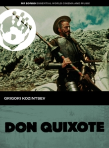Don Quixote, DVD  DVD