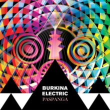 Burkina Electric: Paspanga, CD / Album Cd