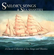 Sailor's Songs and Sea Shanties, CD / Album Cd