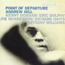 Point Of Departure, CD / Album Cd