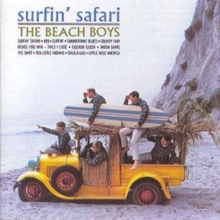 Surfin' Safari/Surfin' U.S.A., CD / Album Cd