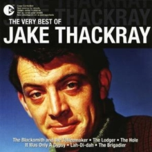 The Very Best of Jake Thackray, CD / Album Cd