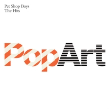 Pop Art: The Hits, CD / Album Cd