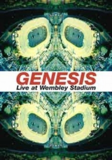 Genesis: Live at Wembley - Invisible Touch Tour, DVD DVD