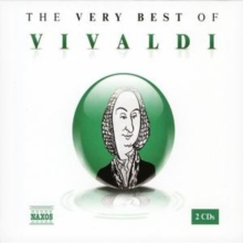The Very Best of Vivaldi, CD / Album Cd