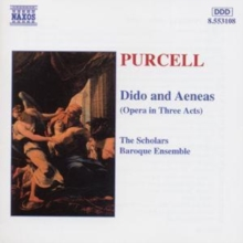 Dido and Aeneas, CD / Album Cd