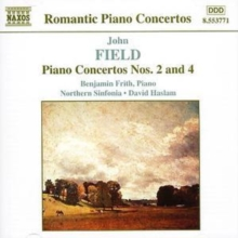 Piano Concertos 2 and 4, CD / Album Cd