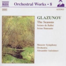 Glazunov, CD / Album Cd