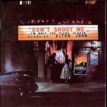 Don't Shoot Me I'm Only the Piano Player, CD / Album Cd