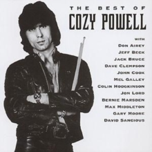 The Best Of Cozy Powell, CD / Album Cd