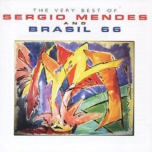 The Very Best Of Sergio Mendes And Brasil 66, CD / Album Cd