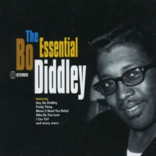 The Essential Bo Diddley, CD / Album Cd