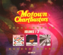 Motown Chartbusters Volumes 1 - 3, CD / Album Cd