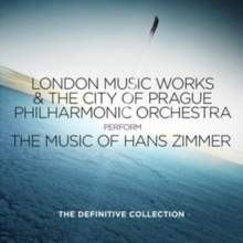 The Music of Hans Zimmer: The Definitive Collection, CD / Box Set Cd