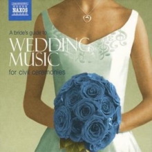 A Bride's Guide to Wedding Music for Civil Ceremonies, CD / Album Cd