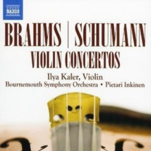 Violin Concertos (Inkinen, Bournemouth So), CD / Album Cd