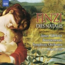 Dies Natalis (Hill, Bournemouth So), CD / Album Cd