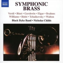 Symphonic Brass (Childs, Black Dyke Band), CD / Album Cd