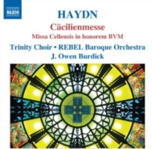 Haydn: Cacilienmesse, CD / Album Cd