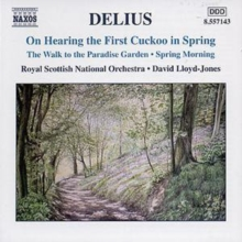 On Hearing the First Cuckoo in Spring (Lloyd-jones, Rsno), CD / Album Cd