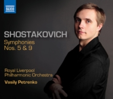 Shostakovich: Symphonies: Nos. 5 and 9, CD / Album Cd