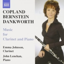 Music for Clarinet and Piano, CD / Album Cd