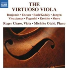 The Virtuoso Viola, CD / Album Cd