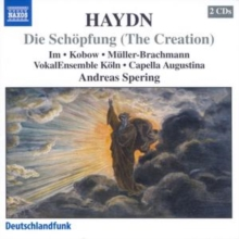 Die Schopfung - The Creation (Spering), CD / Album Cd