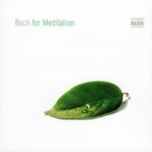 Bach for Meditation, CD / Album Cd