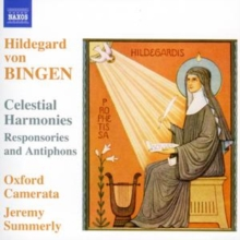 Celestial Harmonies (Summerly, Oxford Camerata), CD / Album Cd