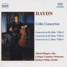 Cello Concertos, CD / Album Cd