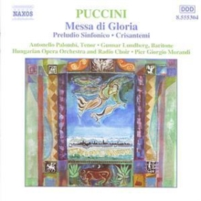 Messa Di Gloria, Preludio Sinfonico (Morandi), CD / Album Cd