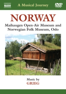 A   Musical Journey: Norway - Maihaugen Open-Air Museum..., DVD DVD