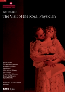 The Visit of the Royal Physician: Royal Danish Opera (Holten), DVD DVD