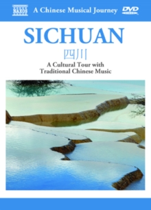 A   Chinese Musical Journey: Sichuan, DVD DVD