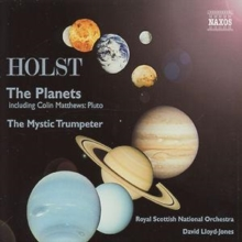 Planets, The Mystic Trumpeter, CD / Album Cd