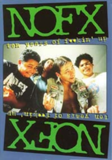 NOFX: Ten Years of F**kin' Up, DVD  DVD