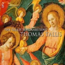 The Tallis Scholars Sing Thomas Tallis, CD / Album Cd