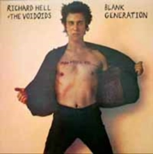 Richard Hell and the Voidoids: Blank Generation, DVD DVD