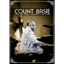 Count Basie: Then and Now - Count's the King, DVD  DVD