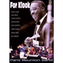 The Paris Reunion Band: For Klook, DVD DVD