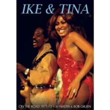 Ike and Tina Turner: On the Road - 1971-72, DVD  DVD