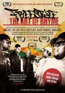 Freestyle - The Art of Rhyme, DVD  DVD