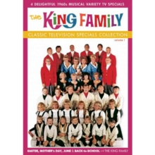 The King Family: Classic Television Specials Collection -..., DVD DVD