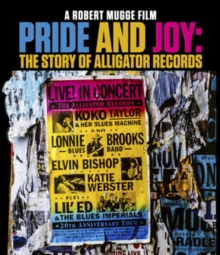 Pride and Joy - The Story of Alligator Records, Blu-ray BluRay